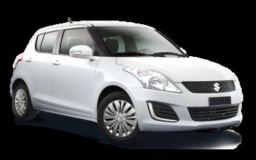 Suzuki Swift (или аналогичный)