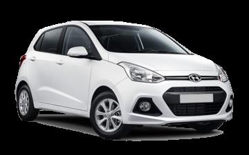 Hyundai i10 (автомат)