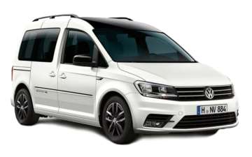 VW Caddy (7 мест, автомат)