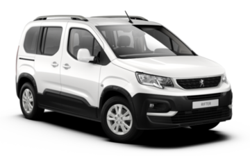 Peugeot Rifter (7 мест, ручная)