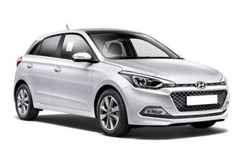 Hyundai i20 (или аналогичный)