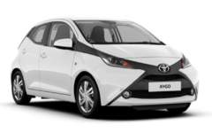 Toyota Aygo (автомат)