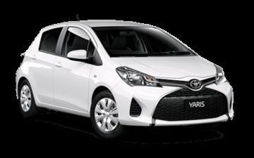 Toyota Yaris (или аналогичный)