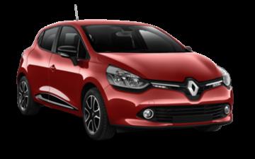 Renault Clio (на дизеле)