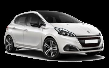 Peugeot 208 (автомат)