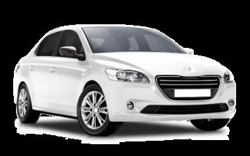 Peugeot 301 (багажник 640л)
