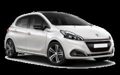 Peugeot 208 (или аналогичный)