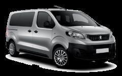 Peugeot Expert (9 мест, ручная)
